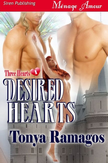Desired Hearts ebook by Tonya Ramagos