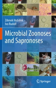 Microbial Zoonoses and Sapronoses ebook by Zdenek Hubálek,Ivo Rudolf