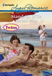Stand-in Wife ebook by Karina Bliss