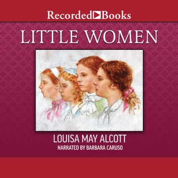 Little Women audiobook by Louisa May Alcott