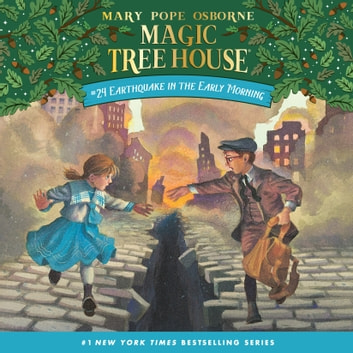 Earthquake in the Early Morning audiobook by Mary Pope Osborne