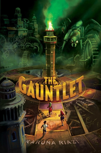 The Gauntlet ebook by Karuna Riazi