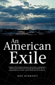 An American Exile ebook by Ron Burrows