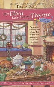 The Diva Runs Out of Thyme ebook by Krista Davis