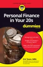 Personal Finance in Your 20s For Dummies ebook de Eric Tyson