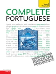 Complete Portuguese Beginner to Intermediate Course - Learn to read, write, speak and understand a new language with Teach Yourself ebook by Manuela Cook
