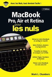 MacBook pour les Nuls poche, 2e édition ebook by Mark L CHAMBERS