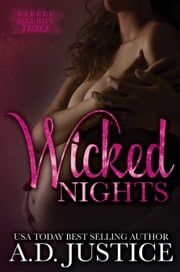 Wicked Nights ebook by A.D. Justice