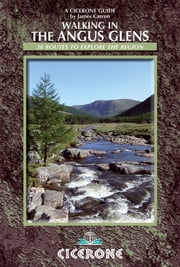 Walking in the Angus Glens ebook by James Carron