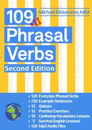 109 Phrasal Verb Second Edition ebook by Michael DiGiacomo