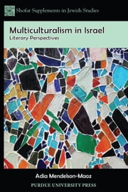 Multiculturalism in Israel - Literary Perspectives ebook by Adia Mendelson-Maoz