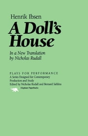 A Doll's House ebook by Henrik Ibsen,Nicholas Rudall