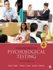 Foundations of Psychological Testing - A Practical Approach ebook by Robert L. Lovler,Sandra A. McIntire,Leslie A. (Anne) Miller