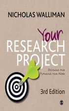 Your Research Project ebook by Nicholas Walliman