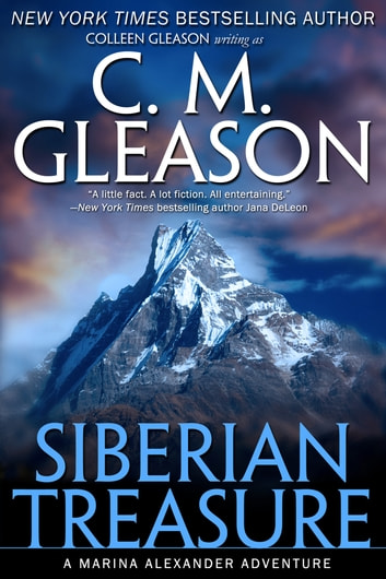 Siberian Treasure ebook by C. M. Gleason