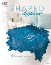 Shaped Afghans: 6 Beautiful Designs ebook by Connie Ellison
