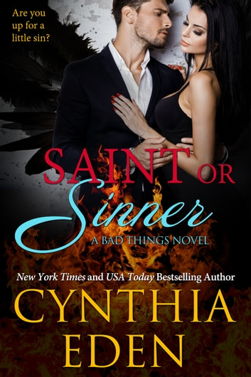 Saint Or Sinner ebook by Cynthia Eden