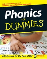 Phonics for Dummies ebook by Susan M. Greve