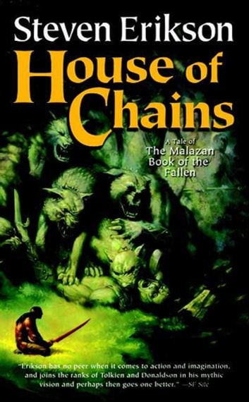 House of chains ebook by steven erikson 9781429926607 rakuten kobo house of chains book four of the malazan book of the fallen ebook by steven fandeluxe Ebook collections