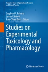 Studies on Experimental Toxicology and Pharmacology ebook by