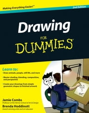 Drawing For Dummies ebook by Brenda Hoddinott, Jamie Combs