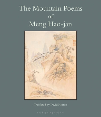 The Mountain Poems of Meng Hao-Jan ebook by Meng Hao-Jan