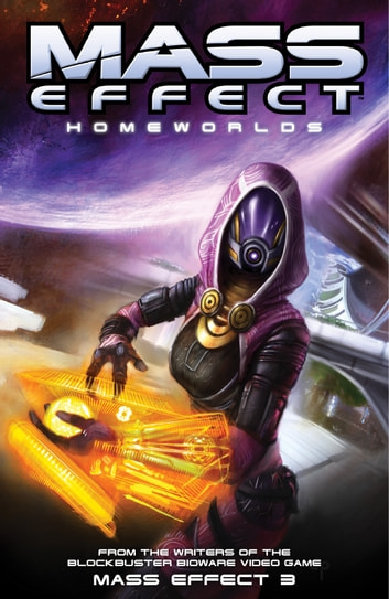 Mass Effect Volume 4: Homeworlds ebook by Mac Walters