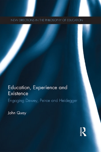 a philosophy of education in experience