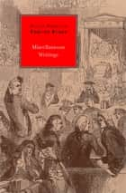 Miscellaneous Writings ebook by Edmund Burke
