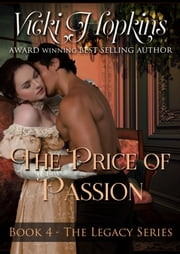 The Price of Passion ebook by Vicki Hopkins