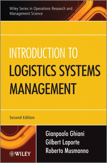 Introduction to logistics systems management ebook by gianpaolo introduction to logistics systems management ebook by gianpaolo ghianigilbert laporteroberto musmanno fandeluxe Choice Image