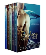 The Shark Shifter Paranormal Romance Box Set ebook by Cleo Peitsche