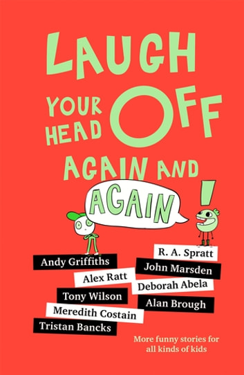 Laugh Your Head Off Again and Again ebook by Various