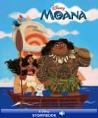 Disney Classic Stories: Moana - A Disney Read-Along ebook by Disney Book Group