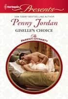 Giselle's Choice ebook by Penny Jordan