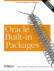 Oracle Built-in Packages ebook by Steven Feuerstein,Charles Dye,John Beresniewicz