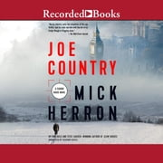 Joe Country audiolibro by Mick Herron