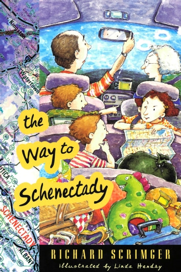 The Way to Schenectady eBook by Richard Scrimger