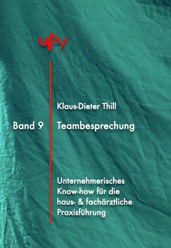 Teambesprechung ebook by Klaus-Dieter Thill