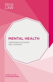 Mental Health ebook by Christine Hutchison, Neil Hickman