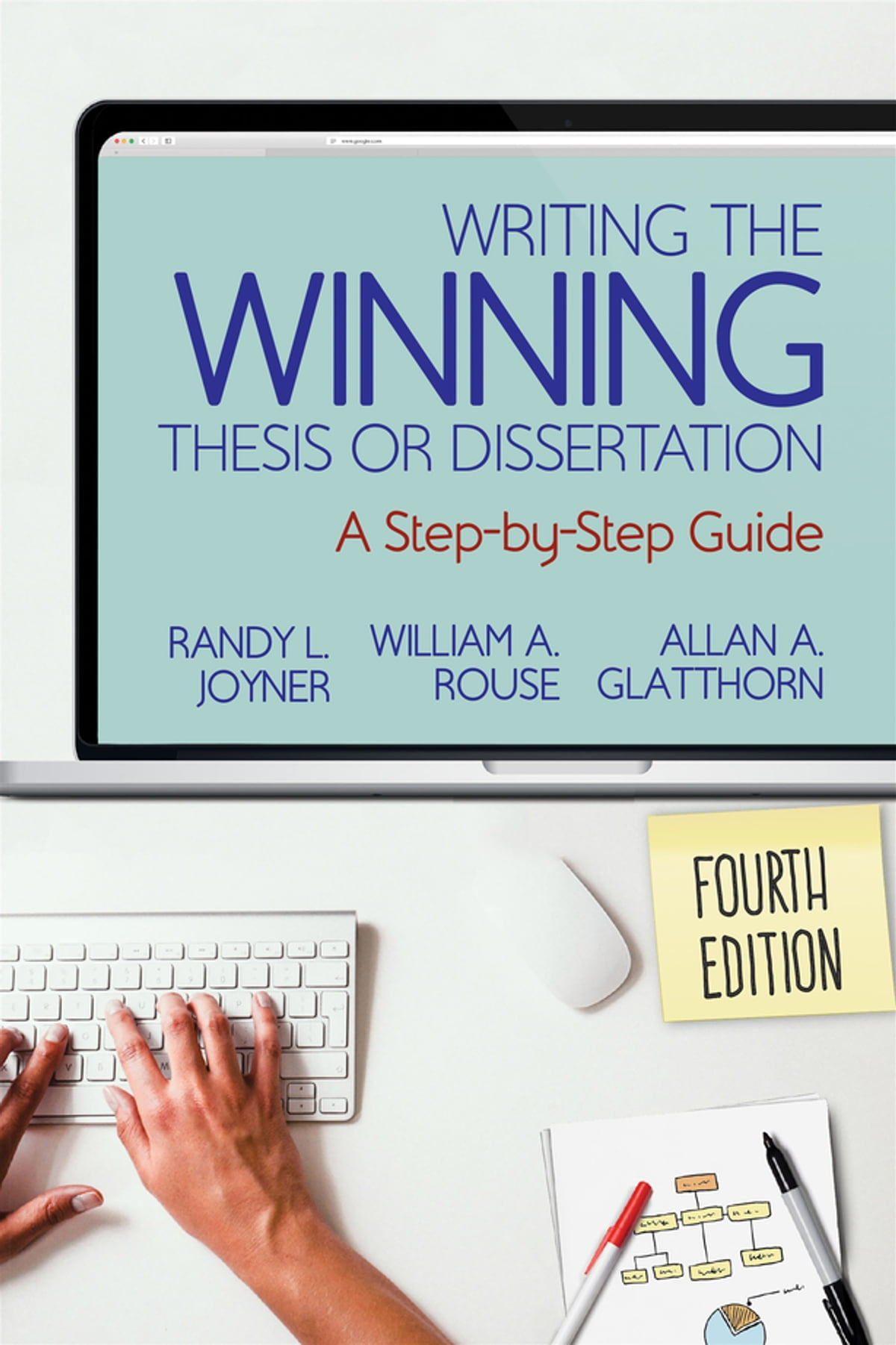 Writing the winning thesis or dissertation write on paper transfer to computer