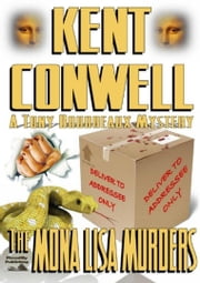 The Mona Lisa Murders (A Tony Boudreaux Mystery #2) ebook by Kent Conwell