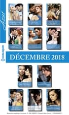 11 romans Azur (n°4026 à 4036 - Décembre 2018) ebook by