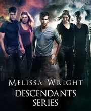 Descendants Series eBook par Melissa Wright