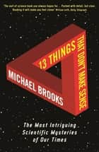 13 Things That Don't Make Sense - The Most Intriguing Scientific Mysteries of Our Time ebook by Michael Brooks