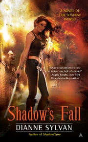 Shadow's Fall ebook by Dianne Sylvan