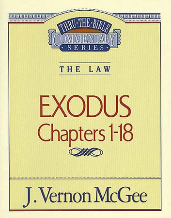 Exodus I ebook by J. Vernon McGee