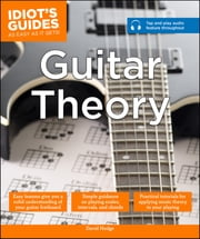 Idiot's Guides: Guitar Theory ebook by David Hodge