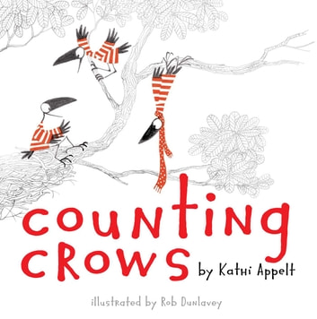 Counting Crows - With Audio Recording ebook by Kathi Appelt