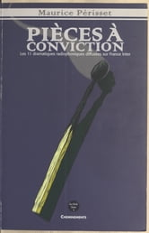 Pièces à conviction ebook by Maurice Périsset